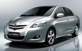 Toyota tăng số lượng triệu hồi Vios và Corolla Altis ở Việt Nam