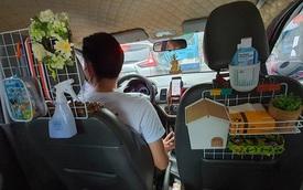 Cộng đồng mạng quốc tế hết lời ngạc nhiên với gia tài sau ghế lái biến chiếc xe từ bình dân thành 5 sao xịn xò của anh tài xế taxi ở Hà Nội