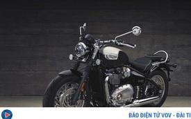 Triumph Bonneville Speedmaster đạt chuẩn BS6 vừa ra mắt