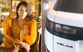 """Hà Lade khoe được """"chồng yêu"""" tặng xe sang làm quà sinh nhật, giá cũng trên dưới 5 tỷ chứ chả ít"""