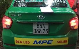 Bắt kẻ khống chế, siết cổ nữ tài xế taxi lúc rạng sáng