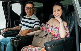 Cưng vợ như Tuấn Hưng: Tranh làm việc nhà chưa đủ, còn tặng Hương Baby hẳn xe 4 tỷ để... ngồi đỡ mỏi lưng