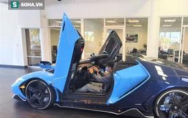 """Chủ chiếc siêu xe Centenario 260 tỷ đồng đầu tiên và mạnh nhất tại Việt Nam: """"Mua vì duyên, có chút liên quan đến thất tình"""""""