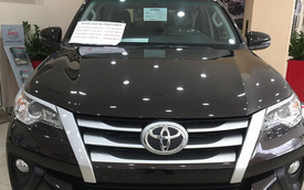 Hết lỗi túi khí, xe Toyota lại dính lỗi hệ thống trợ lực phanh