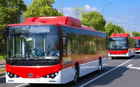 Vingroup chuẩn bị chạy 10 tuyến xe bus điện ở Hà Nội: Bài học gì từ việc 98% xe bus điện trên thế giới ở Trung Quốc?