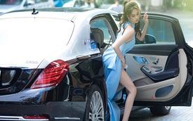 """Bóc giá dàn xe hạng sang từng qua tay """"nữ hoàng nội y"""" Ngọc Trinh"""