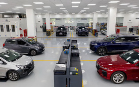 Nhiều mẫu ô tô giảm 100% phí trước bạ