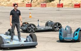 Thiết kế xe hơi sắp thay đổi vĩnh viễn và đây là minh chứng
