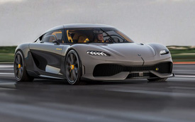 Những siêu xe mạnh mẽ nhất từng được sản xuất