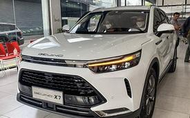 Ô tô Trung Quốc giảm thêm gần cả trăm triệu đồng/xe