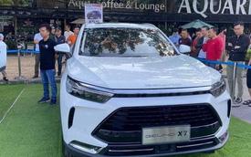 Cơn sốt xe Trung Quốc tại thị trường Việt: 'Nổ' về công nghệ, chất lượng chưa kiểm chứng