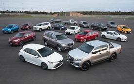 Thị trường ô tô trên toàn thế giới trở lại mạnh mẽ sau mùa dịch?