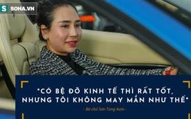 """Sầm Huệ Minh: Những """"bí mật"""" trên con đường từ cô gái bán xe trở thành bà chủ khét tiếng ngành buôn xe sang"""