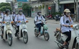 Đi xe máy dưới 50 cm3 phải có giấy phép lái xe