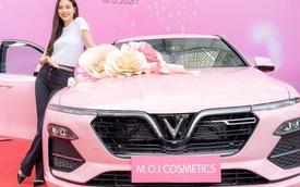 """Hồ Ngọc Hà mua 1 lúc 4 xe VinFast và dàn xế sang siêu """"khủng"""" trị giá hơn 60 tỷ qua tay"""