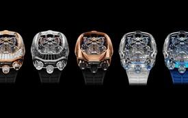 Đồng hồ Bugatti với giá ngang siêu xe mới