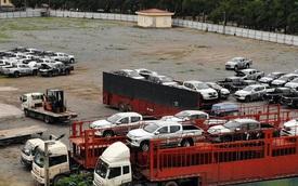 Thị trường ô tô cuối năm 2020: Xe nhập giảm tốc, xe lắp nước rút
