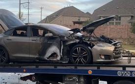 Cháy xe điện Tesla - Nỗi ám ảnh không chỉ với nạn nhân mà của cả nhân viên cứu hỏa