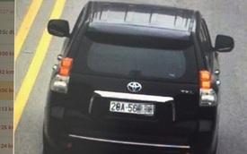 Xử phạt nhiều tài xế ô tô che biển số trên cao tốc