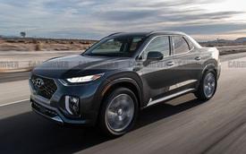 Hyundai Santa Cruz được hé lộ thêm thông tin: Ra mắt năm nay, có công nghệ vượt trội hơn Ford Ranger