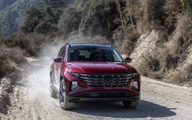 Hyundai Tucson đời mới công bố mức tiêu thụ nhiên liệu ấn tượng: Chỉ từ 6,19 lít/100km