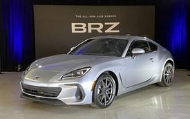 'Xe chơi' Subaru BRZ 2021 sắp về Việt Nam: Giá khoảng 2 tỷ, thoạt nhìn ngỡ Porsche, cạnh tranh BMW Z4