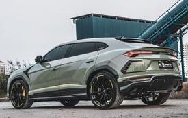 Lamborghini Urus của đại gia Sài Gòn lột xác với diện mạo mới: Riêng ống xả có giá cả ngàn USD