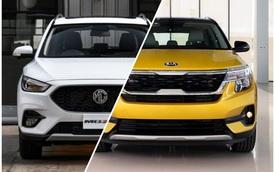 600 triệu chọn MG ZS 'full' hay Kia Seltos 'base': Xe Tàu nhập Thái hay xe Hàn lắp ráp?
