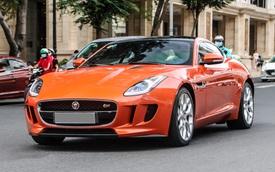 Jaguar F-Type S độc nhất Việt Nam bất ngờ xuất hiện tại Sài Gòn sau thời gian dài 'làm dâu' Hà Nội
