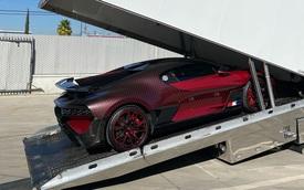 Đây là cách Bugatti Divo 'Ladybug' hơn 5 triệu USD được bàn giao tới đại gia khét tiếng