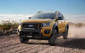 Phân khúc xe bán tải 2020: Ford Ranger khẳng định ngôi vương, Toyota Hilux trở lại đầy mạnh mẽ