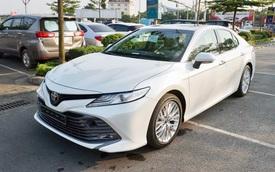 Sedan hạng D bán chạy nhất 2020: Toyota Camry vô địch, không đối thủ