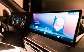 BMW công bố hệ thống iDrive đỉnh cao cho các chủ lực tương lai đối đầu màn 56 inch của Mercedes
