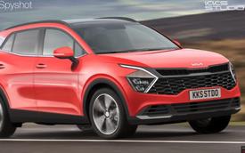 Xem trước Kia Sportage hoàn toàn mới: Có bản 7 chỗ, đẹp lên toàn diện để át vía Honda CR-V