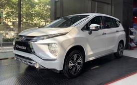 MPV bán chạy nhất tháng 2/2021: Mitsubishi Xpander bán vượt cả XL7, Ertiga, Innova, Avanza, Rondo gộp lại