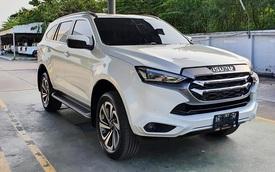Isuzu mu-X 2021 sắp ra mắt Việt Nam: Lột xác ngỡ ngàng, trước cơ hội thoát ế, cạnh tranh Toyota Fortuner