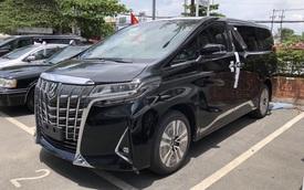Ra mắt Toyota Alphard 2021 tại Việt Nam: 'Chuyên cơ mặt đất' thêm nhiều tiện nghi, tăng giá gần 200 triệu đồng