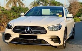 Mercedes-Benz E-Class 2021 bất ngờ xuất hiện tại Việt Nam: Thiết kế mỹ miều, ra mắt sẽ đe dọa BMW 5-Series