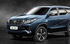 Toyota xác nhận Fortuner hoàn toàn mới ra mắt vào năm sau: Đổi thiết kế, vô-lăng trợ lực điện và thêm nhiều tính năng