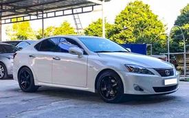 Nếu chưa đủ 2 tỷ mua Lexus IS 2021 vừa ra mắt, đây là phiên bản rẻ hơn với giá chỉ ngang Toyota Vios