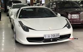 Chỉ trong chưa đầy 1 tháng, doanh nhân Đặng Lê Nguyên Vũ đã 'chia tay' 3 siêu xe Ferrari hàng độc