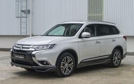 Mitsubishi Việt Nam triệu hồi Outlander và Xpander để kiểm tra và nâng cấp bơm xăng