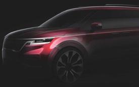 Kia rục rịch ra mắt MPV cỡ nhỏ hoàn toàn mới: Tiểu Sedona, đối thủ nặng ký của Mitsubishi Xpander và Suzuki Ertiga