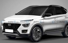 Hyundai Bayon - Đàn em Kona tiếp tục lộ diện, cạnh tranh Toyota Yaris Cross sắp về Việt Nam