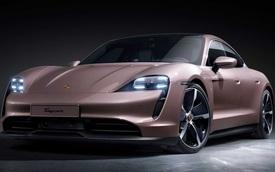 Porsche Taycan công bố bản 'giá rẻ', hạ gần 600 triệu so với bản rẻ nhất trước đây