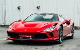 Cận cảnh Ferrari F8 Spider giá đồn đoán hơn 32 tỷ đồng: Siêu xe đường phố sở hữu động cơ như xe đua