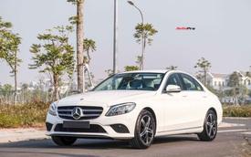 Trúng thưởng Mercedes-Benz C 180, chủ xe bán lại giá 1,3 tỷ đồng khi ODO xe chỉ hơn 30km, nội thất chưa kịp bóc nilon