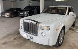 Có biển khủng '012.34', đại gia tự tin bán Rolls-Royce Phantom 'già' với giá 13,5 tỷ đồng