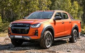Lộ thông số 3 phiên bản Isuzu D-Max 2021 sắp bán tại Việt Nam: Lột xác toàn diện, thêm công nghệ đấu Ford Ranger