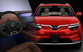 Bóc trang bị 3 ô tô VinFast hoàn toàn mới: Màn hình khổng lồ, cửa sổ trời miên man, tìm được nút bấm cũng khó